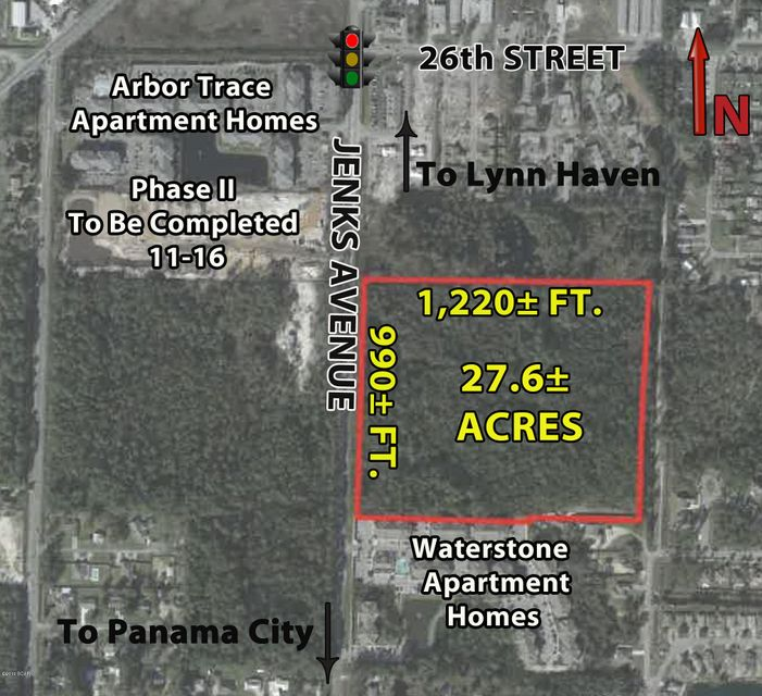 000 Jenks Avenue, Panama City, FL 32405