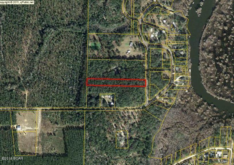 HIGHLAND Drive, Wewahitchka, FL 32465