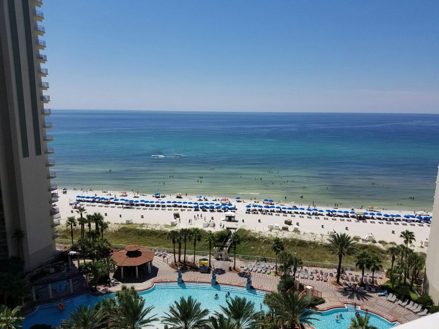 9900 S THOMAS Drive 1214, Panama City Beach, FL 32408