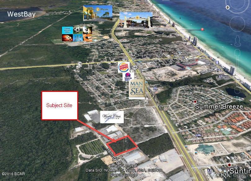 000 ASHLEY Drive LOT 7, Panama City Beach, FL 32413