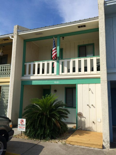 4821 HISPANIOLA C Street C, Panama City Beach, FL 32408