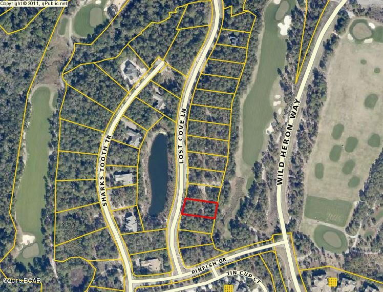 1606 LOST COVE Lane, Panama City Beach, FL 32413