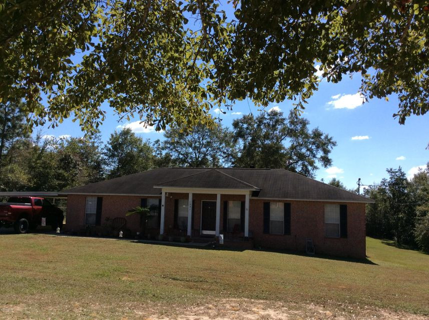 1251 WILLIAMS DITCH Road, Cantonment, FL 32533