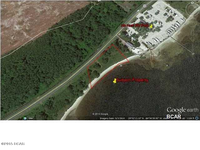NONE HWY 98, Carrabelle, FL 32322