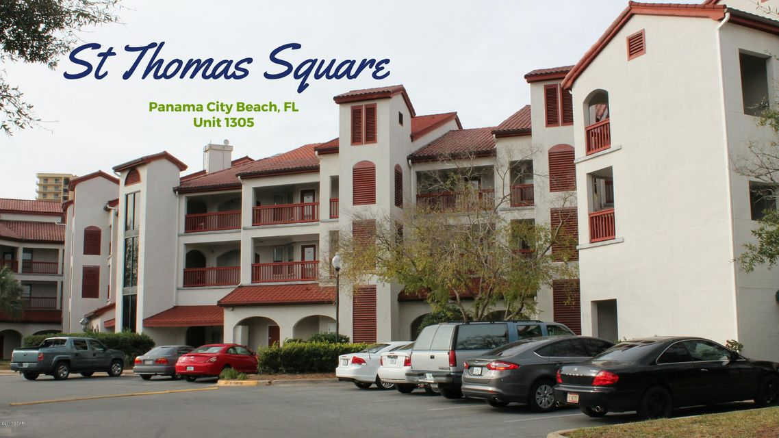 8730 THOMAS Drive 1305B, Panama City Beach, FL 32408