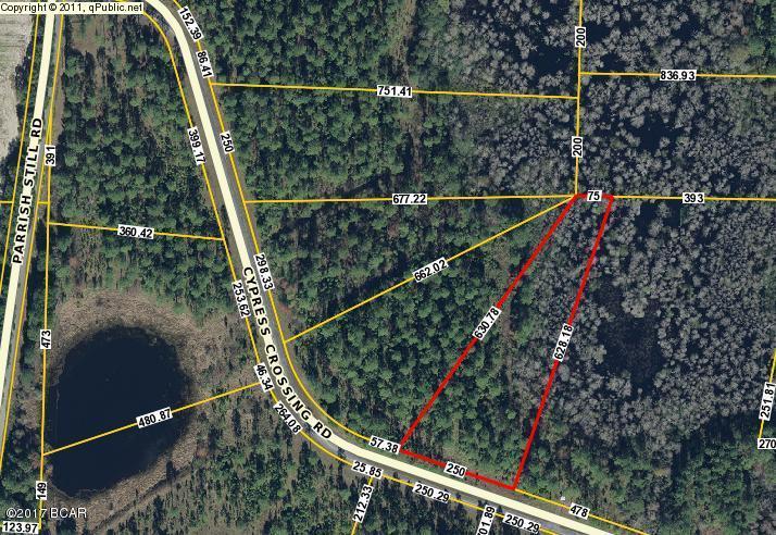 00 CYPRESS CROSSING Road, Vernon, FL 32462