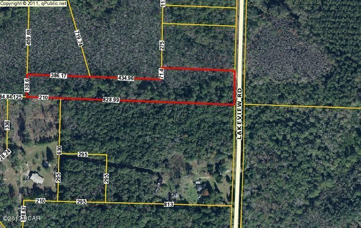 00 LAKEVIEW Road, Caryville, FL 32427