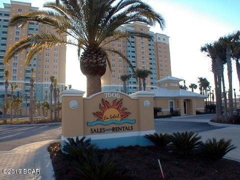 7505 THOMAS Drive 1021A, Panama City Beach, FL 32408