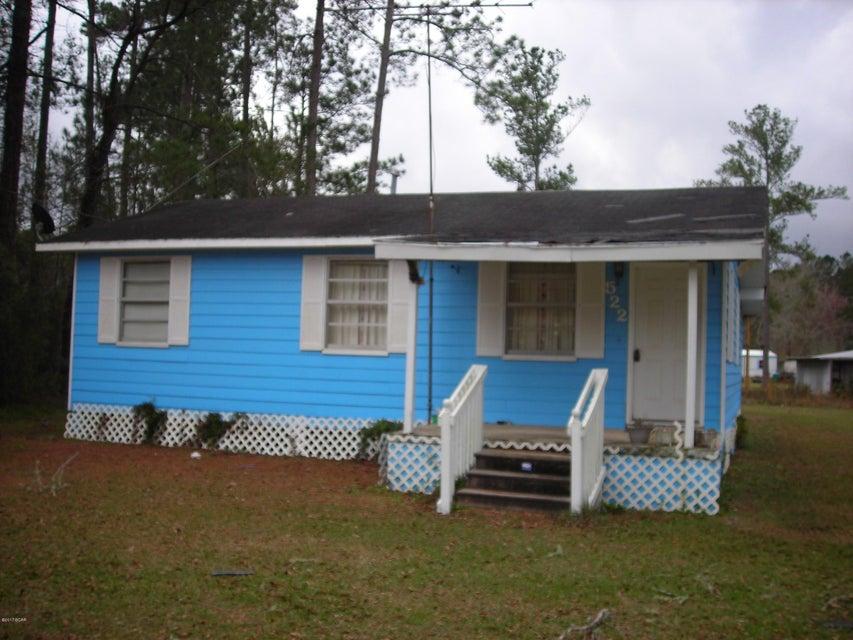 522 CANNING Drive, Wewahitchka, FL 32465