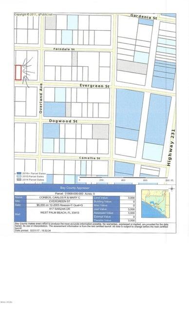 00 EVERGREEN Street, Fountain, FL 32438