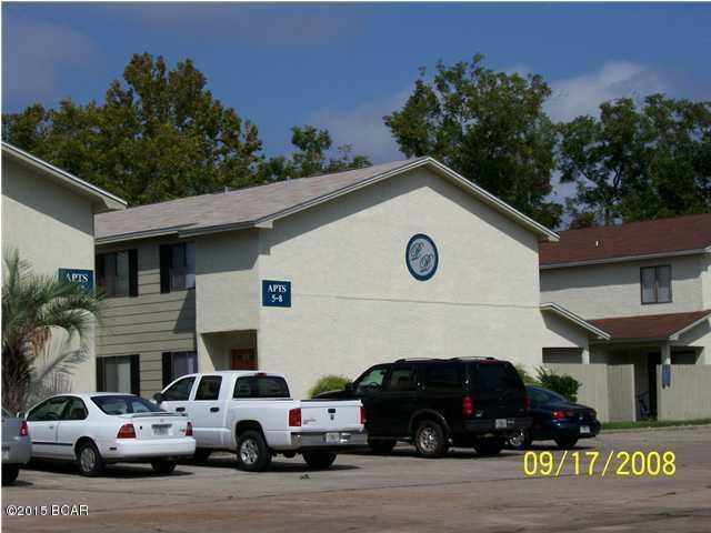 6121 HARVEY Street 11, Panama City, FL 32404