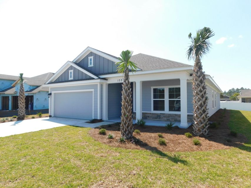 133 JOHNSON BAYOU Drive, Panama City Beach, FL 32407