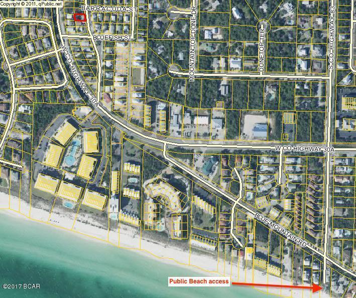33 FLOUNDER Street, Santa Rosa Beach, FL 32459