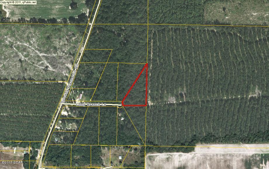 0000 LONG BRANCH Lane, Greenwood, FL 32443