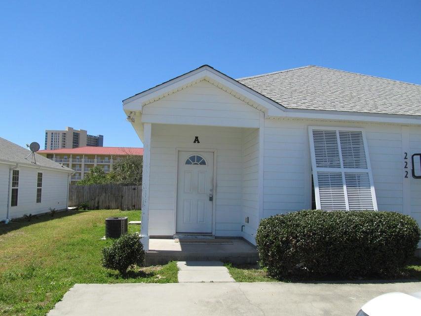 222 SAN VINCENTE Street A, Panama City Beach, FL 32413