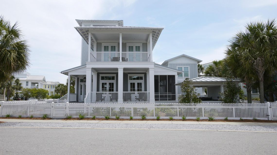 402 LAKEFRONT Drive, Panama City Beach, FL 32413