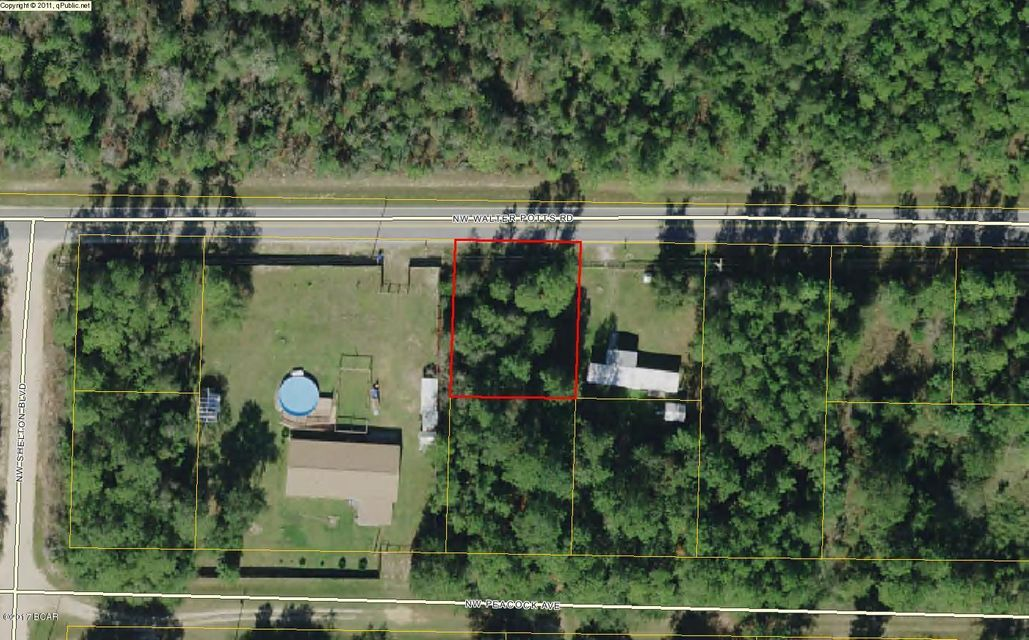 0 0 WALTER POTTS Road, Altha, FL 32421
