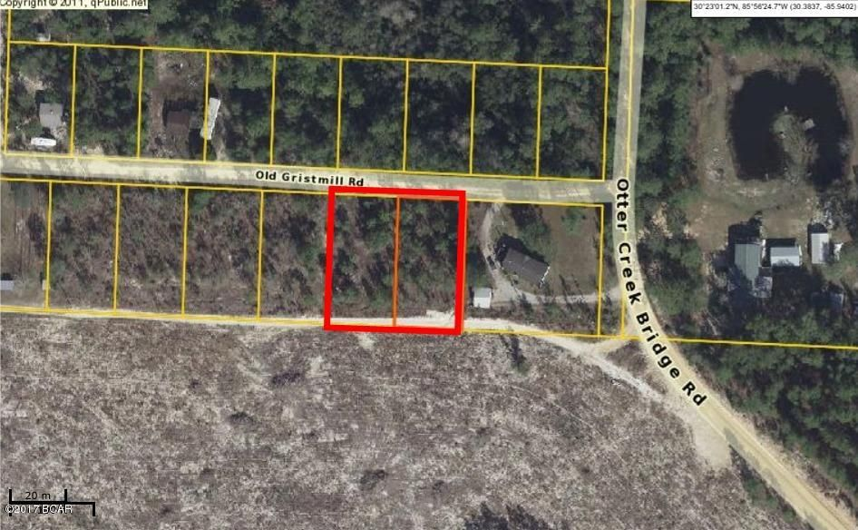 0000 OLD GRISTMILL Road, Ebro, FL 32437