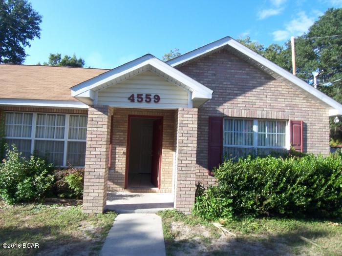 4559 CEDAR Street, Panama City, FL 32404