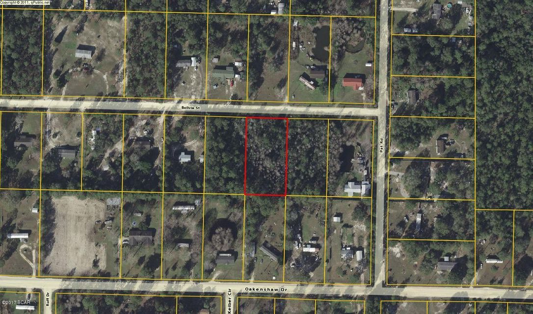 6604 BOLIVIA Street LOT 11, Youngstown, FL 32466