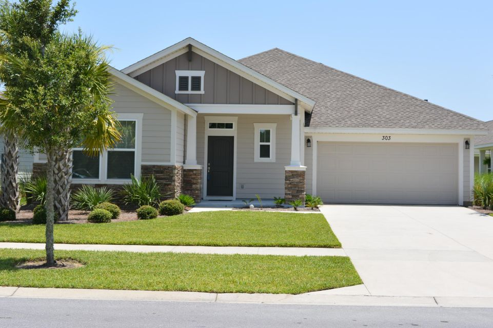 303 JOHNSON BAYOU Drive, Panama City Beach, FL 32407