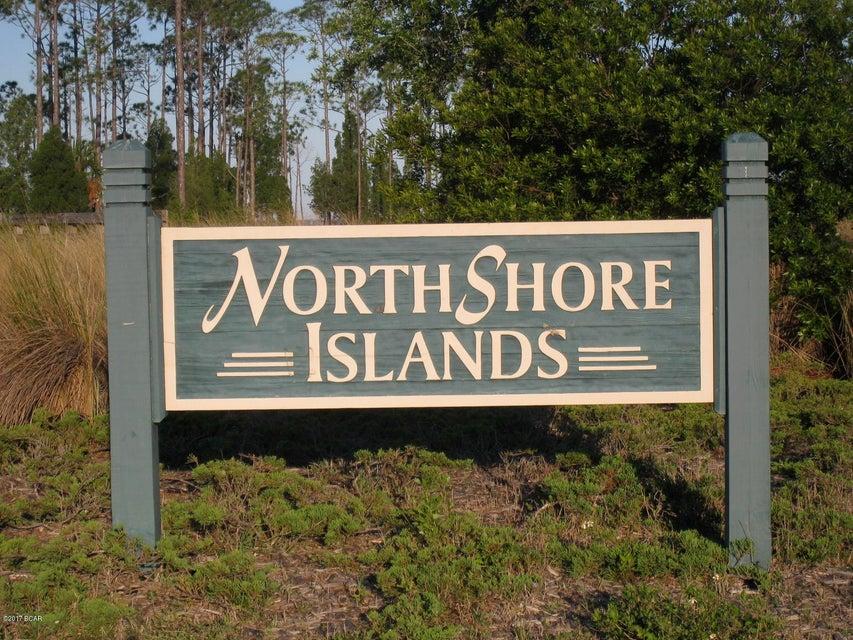 LOT 12 NORTHSHORE ISLANDS ROAD, Panama City, FL 32405