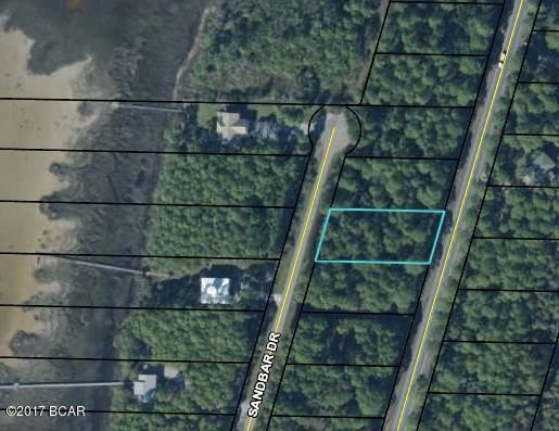 LOT 3 SANDBAR, Port St. Joe, FL 32456