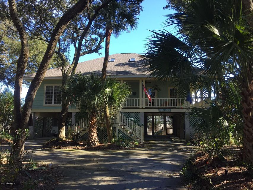 23 Ocean Marsh Lane, Harbor Island, SC 29920