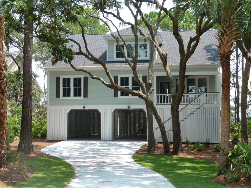 41 Ocean Marsh Lane, Harbor Island, SC 29920