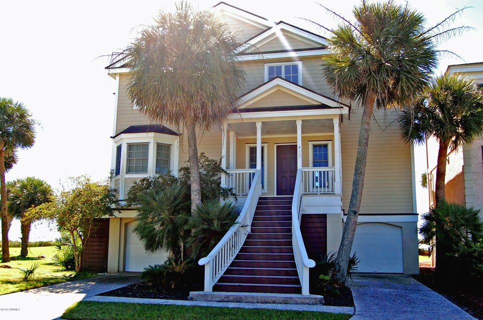 413 Ocean Point Lane, Fripp Island, SC 29920