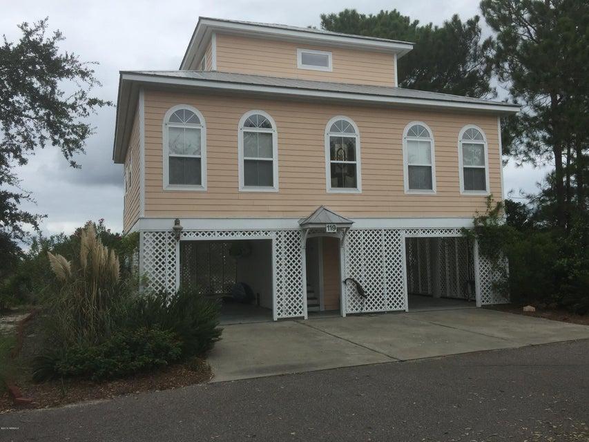 119 Harbor Key Drive, Harbor Island, SC 29920