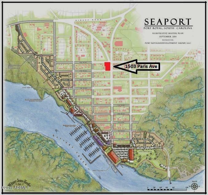 1503 Paris Avenue, Port Royal, SC 29935