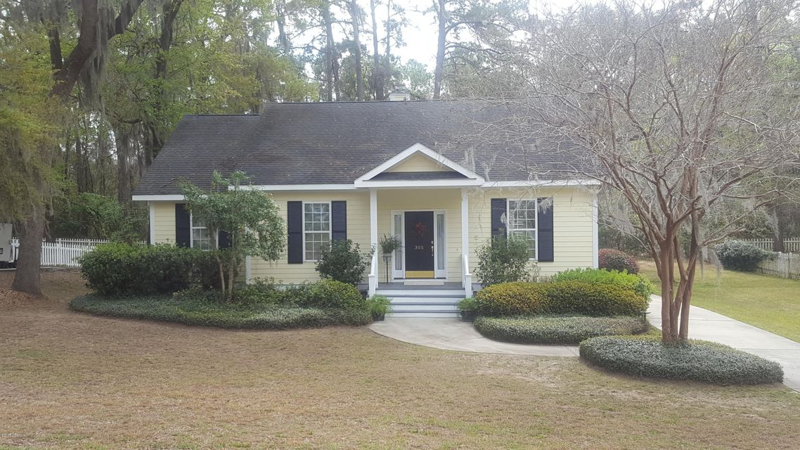 305 Cottage Farm Drive, Beaufort, SC 29902