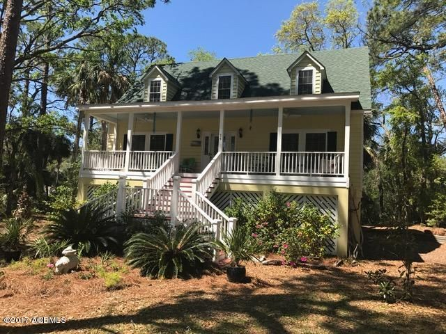 26 Ocean Marsh Lane, Harbor Island, SC 29920