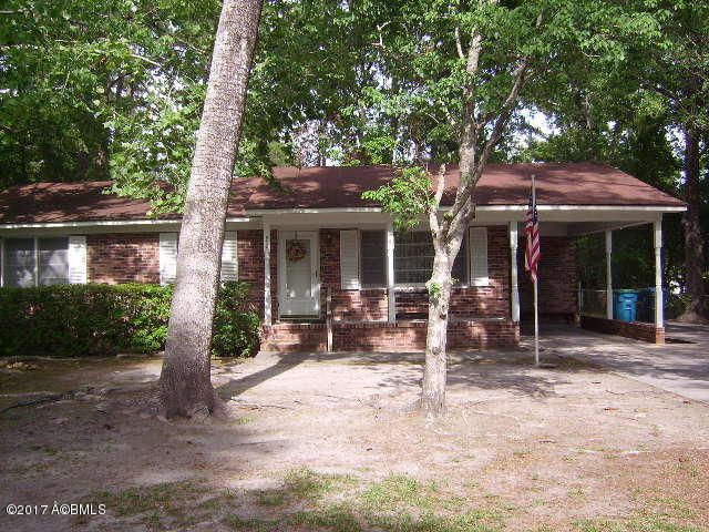 805 Elizabeth Lane, Beaufort, SC 29902
