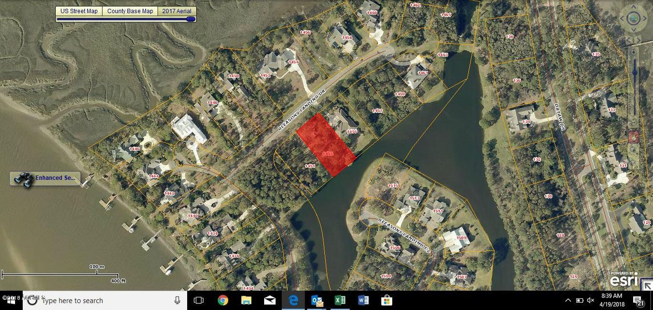 Photo of 1453 Gleasons Landing Drive, St. Helena Island, SC 29920