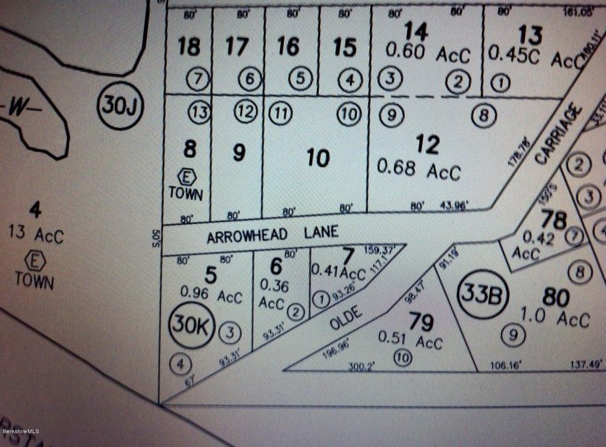 Lot 10 Arrowhead, Becket, MA 01223