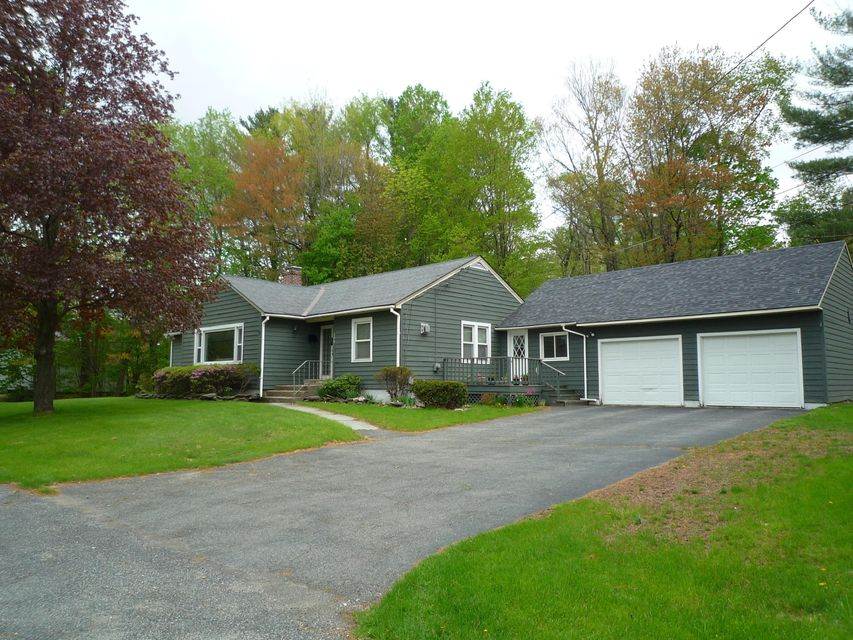 Western ma ranch style home in williamstown move in ready for Western ranch style homes