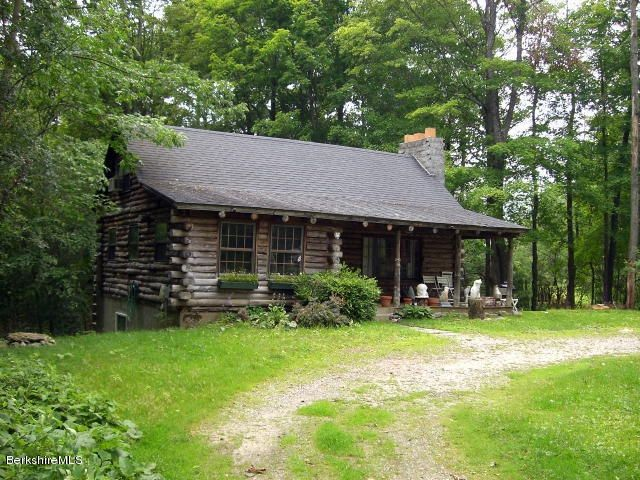 Rustic Log Cabin Near Tanglewood And Stockbridge Bowl