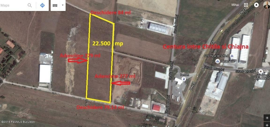 Vanzare Teren Extravilan 22500 m²