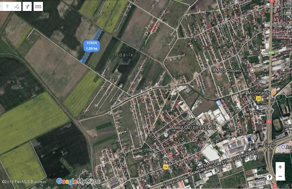 Vanzare Teren Extravilan 15867 m²