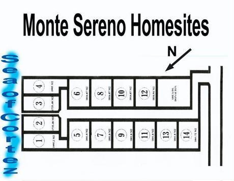 Monte Sereno Lot 2-4