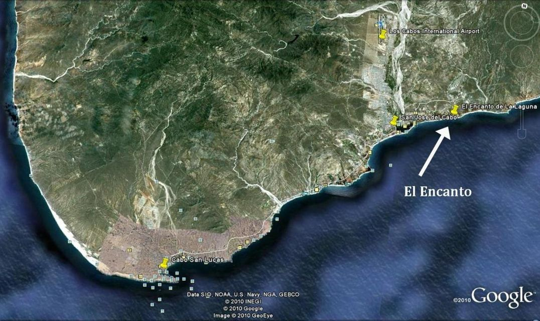El Encanto, Home Site #7--25