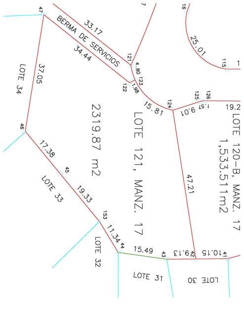 Lot 121 Block 17-5