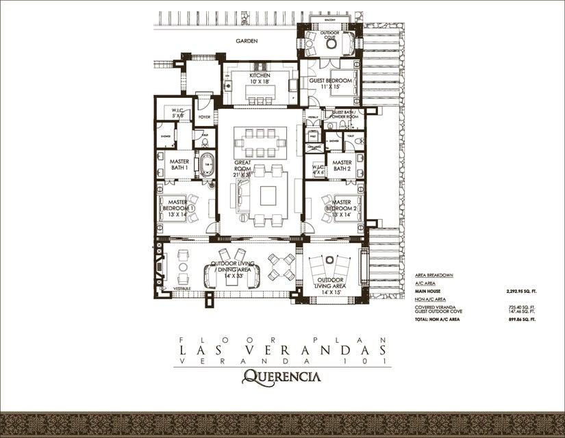 Las Verandas #A101-2