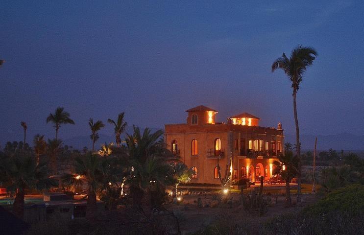 La Pastora Oceanfront Estate-69