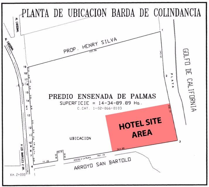 Tres Palmas Hotel Site-2