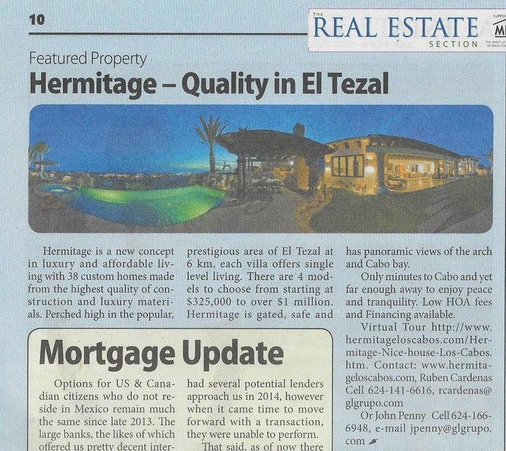 Villa Nice B 10 Hermitage Cabo-4