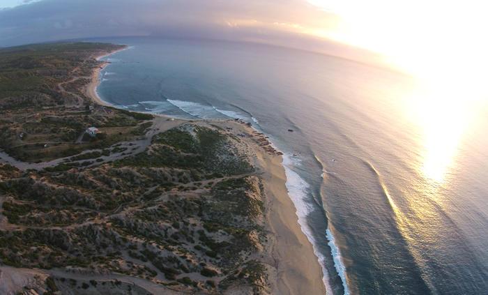 Santa Elena Bay