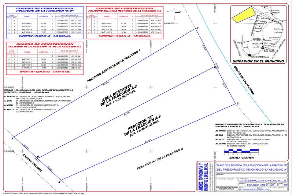 Abundancia North Lot A-2-3